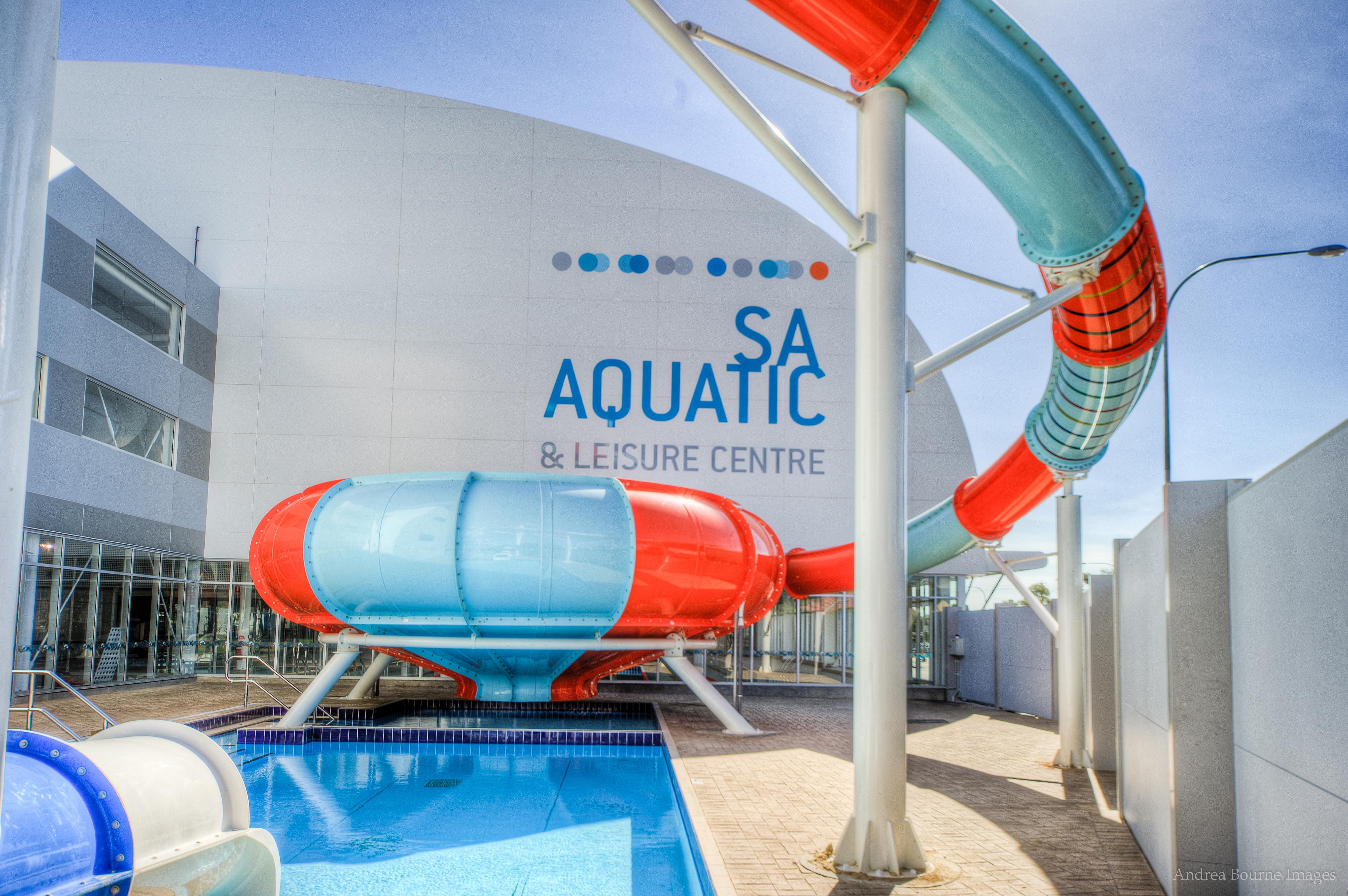 State Of Anticipation Sa State Aquatic Centre Candetti